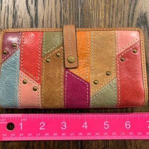 Fossil Ladies Wallet - leather